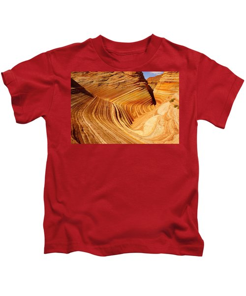 The Side Wave Kids T-Shirt