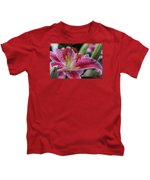 Tigar Lilly Kids T-Shirt
