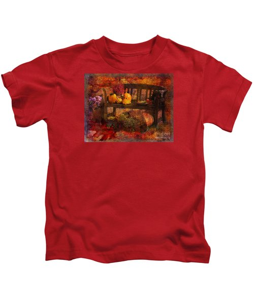To Everything There Is A Season 2015 Kids T-Shirt