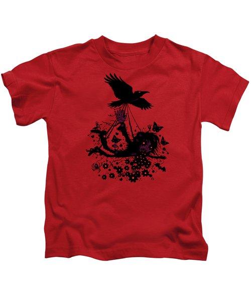 To The Sky Kids T-Shirt by John Schwegel