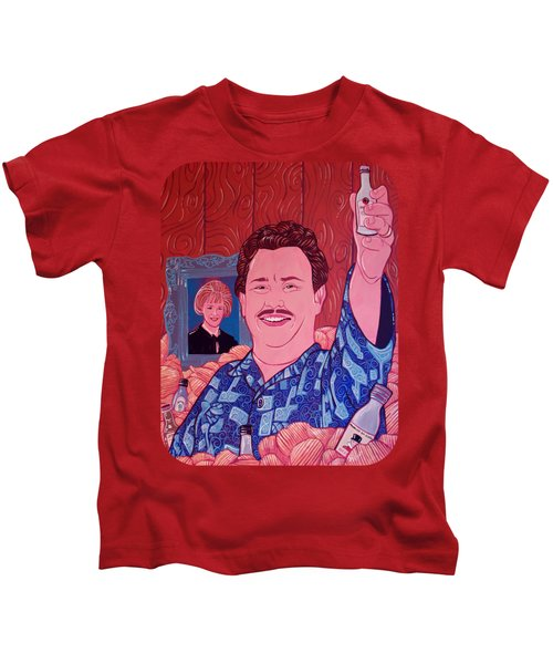 To The Women  Kids T-Shirt by Jason  Wright