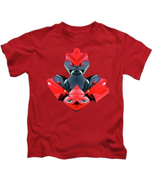 Transformer Car Kids T-Shirt