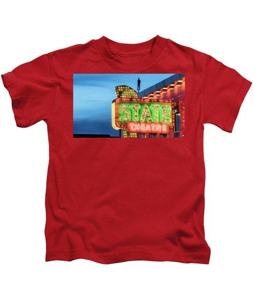 Traverse City State Theatre Kids T-Shirt