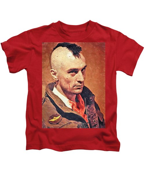 Travis Bickle Kids T-Shirt