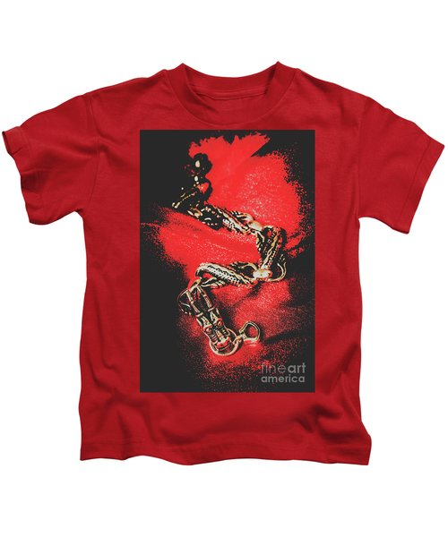 Treasures From The Asian Silk Road Kids T-Shirt
