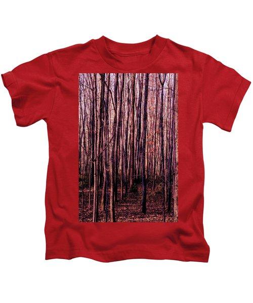 Treez Red Kids T-Shirt