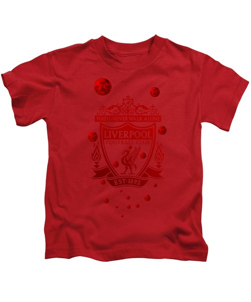 Tribute To Liverpoo 2 Kids T-Shirt
