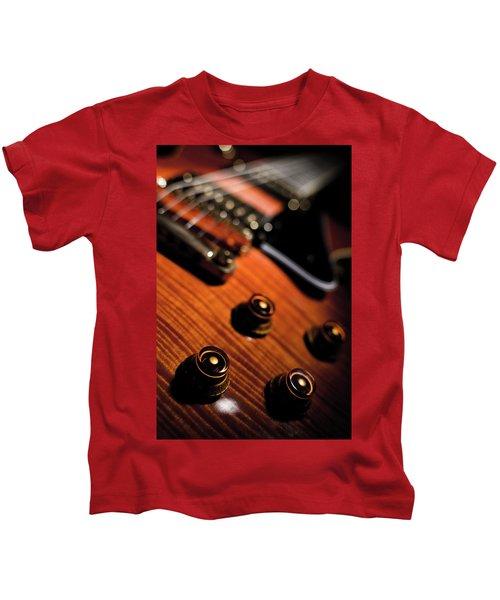 Tune Into Focus Kids T-Shirt