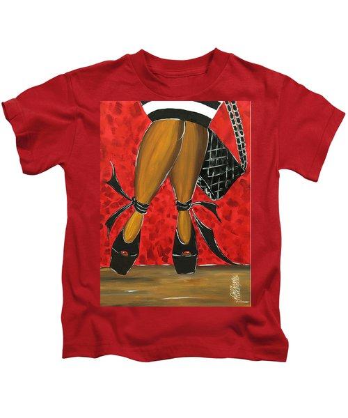 Two Stepping Kids T-Shirt