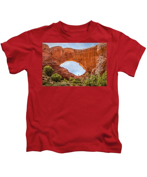 Under The Arch Kids T-Shirt
