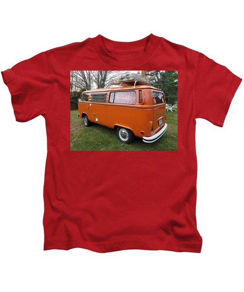 Volkswagen Bus T2 Westfalia Kids T-Shirt