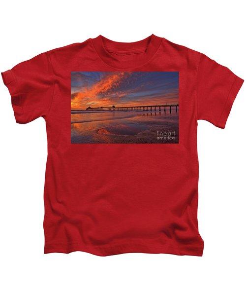 Watch More Sunsets Than Netflix Kids T-Shirt