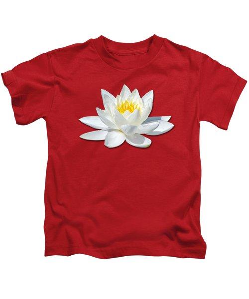 White Lily 2 Kids T-Shirt