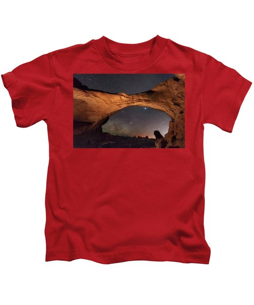 Windows To Heaven Kids T-Shirt