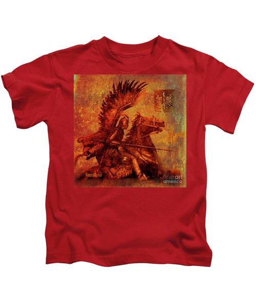 Winged Hussar 2016 Kids T-Shirt