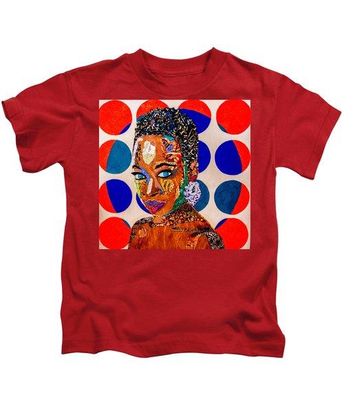 Without Question - Danai Gurira I Kids T-Shirt
