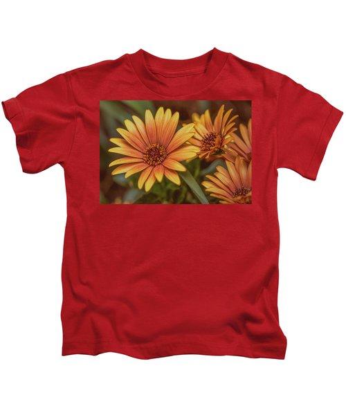 Yellow Petals #g3 Kids T-Shirt