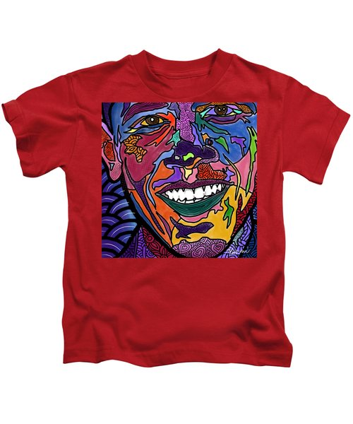 Yes We Can Obama Kids T-Shirt