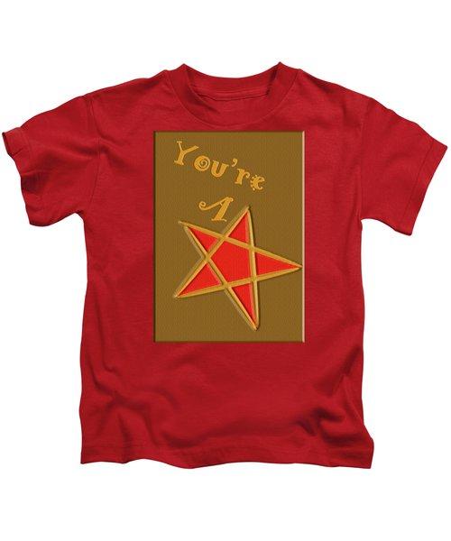 You're A Star Kids T-Shirt