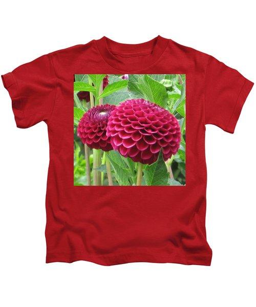 Zinnia Duet Kids T-Shirt