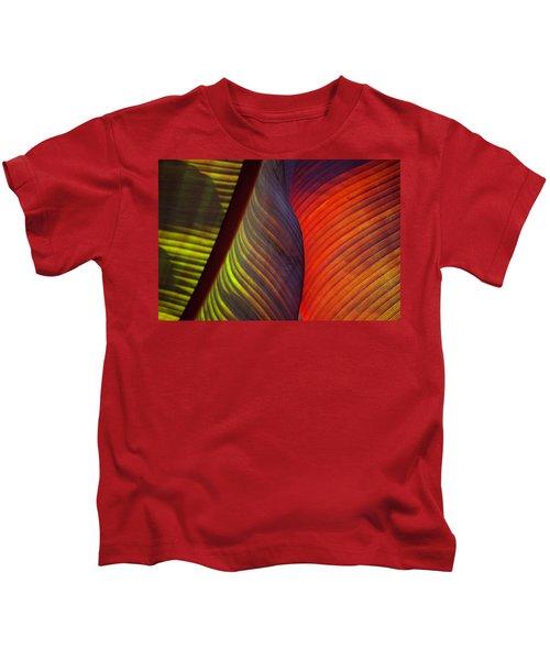 Banana Leaf 8602 Kids T-Shirt