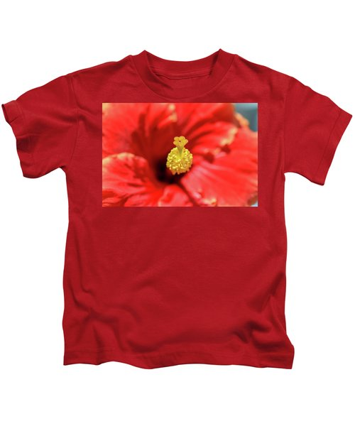 Blooming Beauty Kids T-Shirt