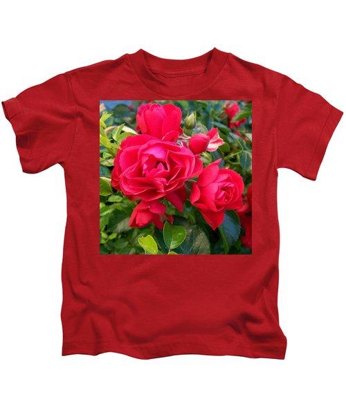 Rose Is A Rose  Kids T-Shirt