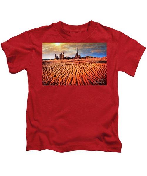 Totem Dunes Kids T-Shirt