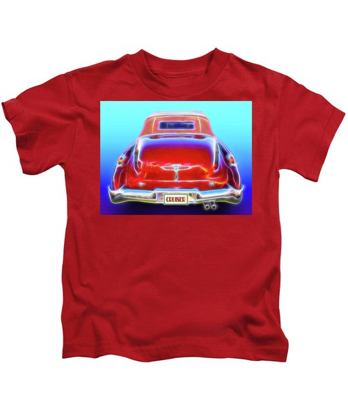 1949 Buick Cruiser Kids T-Shirt
