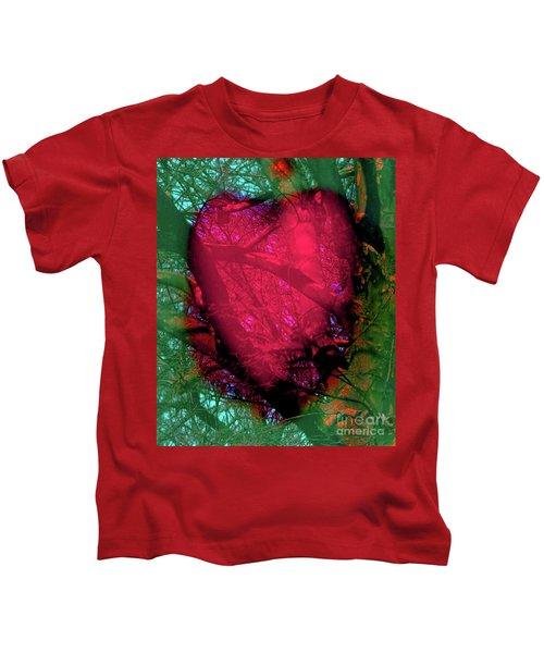 2-16-2009ab Kids T-Shirt