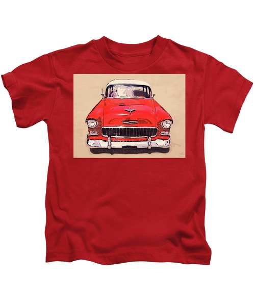 2 Tone 55 Kids T-Shirt