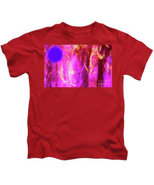 3-1-2010dabcdefg Kids T-Shirt