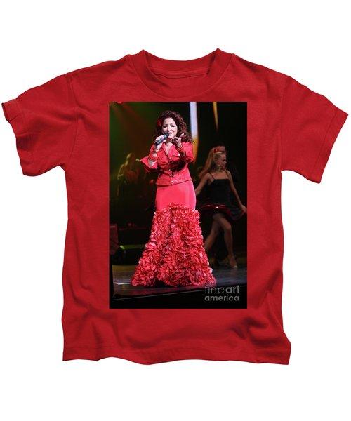 Gloria Estefan Kids T-Shirt