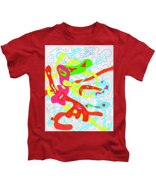 4-12-2010a Kids T-Shirt