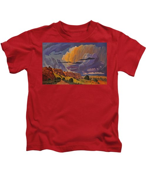 Afternoon Delight Kids T-Shirt