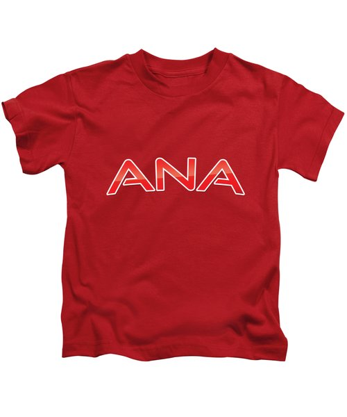 Ana Kids T-Shirt
