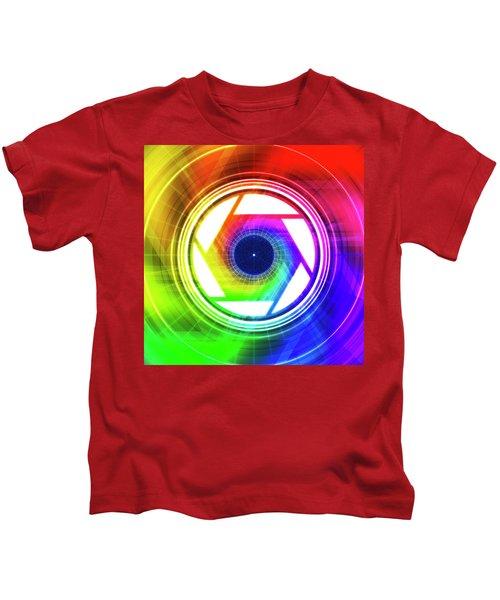 Aperature Kids T-Shirt