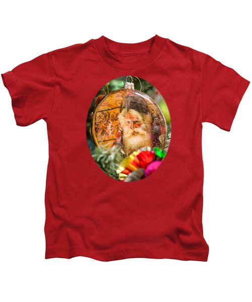 Old Kris Kringle Kids T-Shirt
