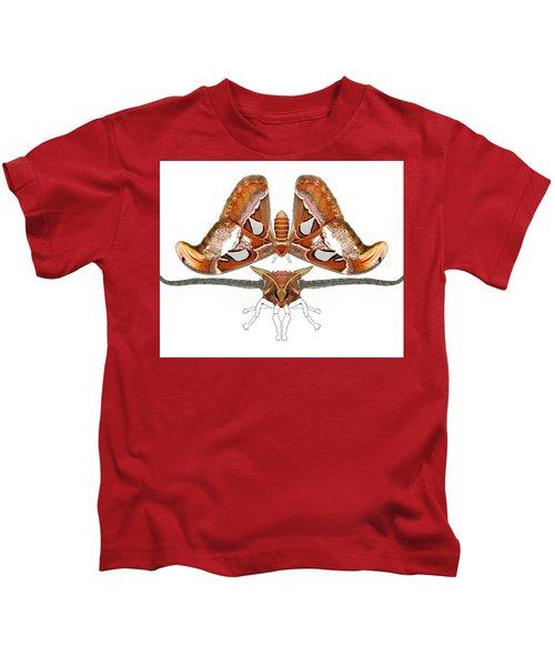 Atlas Moth4 Kids T-Shirt