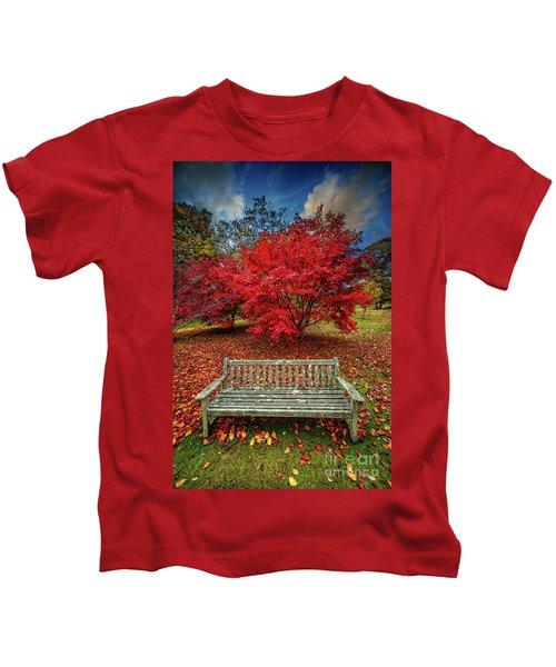 Autumn Splendour Kids T-Shirt