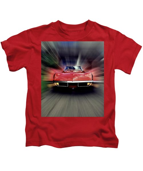 Big Red Kids T-Shirt