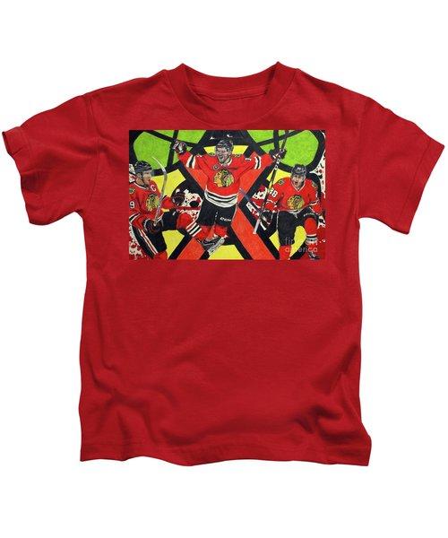 Blackhawks Authentic Fan Limited Edition Piece Kids T-Shirt