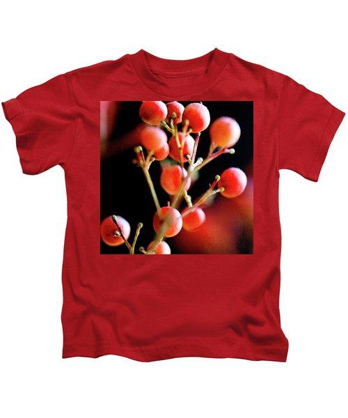 Brazilian Pepper 0423 Kids T-Shirt