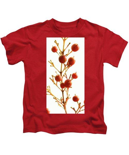 Brazilian Pepper 0482 Kids T-Shirt