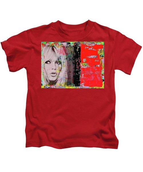 Brigitte Bardot Kids T-Shirt