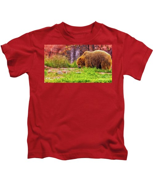 Brisk Walk Kids T-Shirt