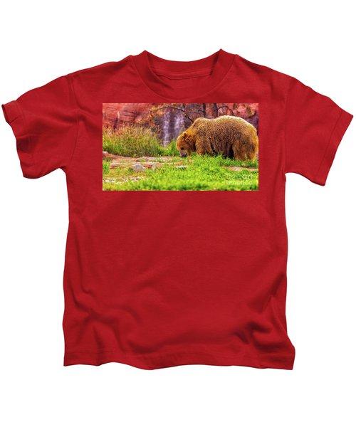Brisk Walk Kids T-Shirt