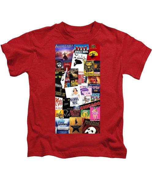 Broadway 22 Kids T-Shirt