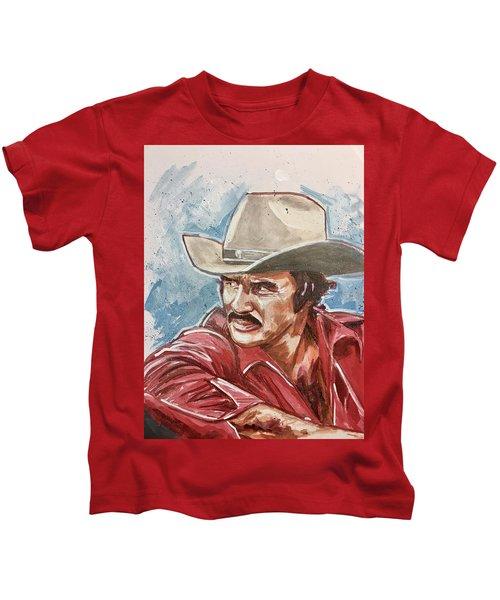 Burt Reynolds Kids T-Shirt