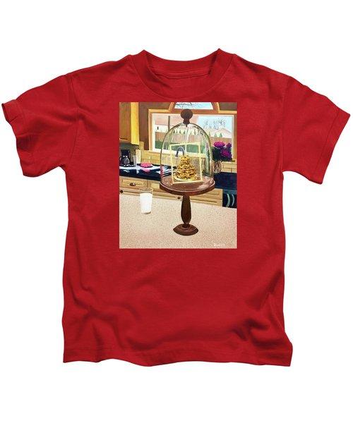 Ce Ne Sont Pas Du Lait Et Des Biscuits Kids T-Shirt
